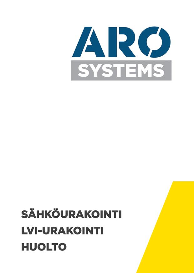Aro Systems Oy on Suomen johtavia talotekniikan asiantuntija- ja palveluyhtiöitä yli 60 vuoden kokemuksella.