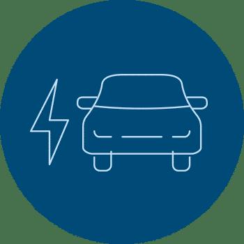 Sähköautojen latauspisteet